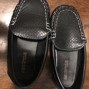 Lil boys  dress shoes